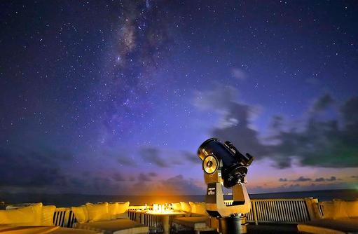 Observatorium, Soneva Jani, Maldives
