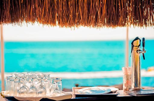 Bar, Strand, South Palm Resort Maldives