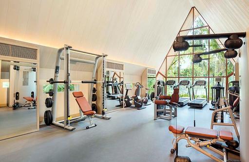 Fitnessraum I The St. Regis Vommuli