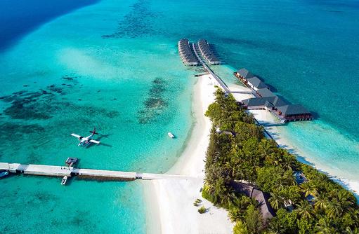 Strand, Summer Island Maldives