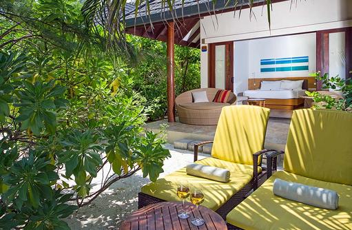 Wohnen, Summer Island Maldives