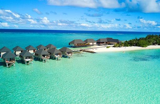 Lagune, Summer Island Maldives