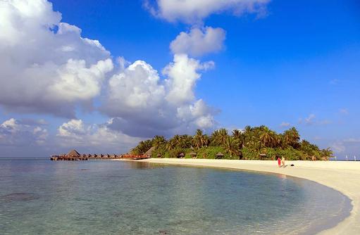 Sandbank, Sun Aqua Vilu Reef Maldives
