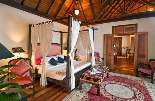 Grand Reef Suite, Schlafzimmer, Sun Aqua Vilu Reef Maldives