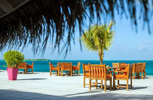 Nautilus Bar, Terrasse, Sun Aqua Vilu Reef Maldives