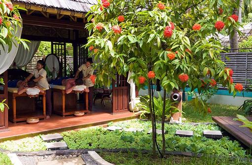 Spabereich Araamu Spa, Sun Island Resort & SPA, Maldives