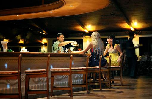 Mekunu Bar, Sun Island Resort & SPA, Maldives