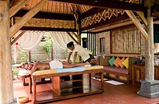 Massage im Araamu Spa, Sun Island Resort & SPA, Maldives