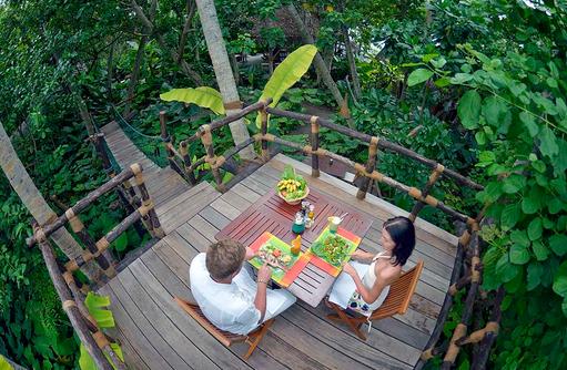 Speisen im Zero Plus, Sun Island Resort & SPA, Maldives
