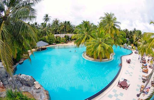 Swimming Pool, Sun Island Resort & SPA, Maldives