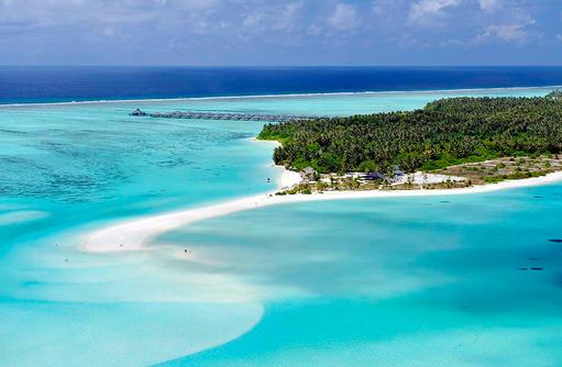 Sandbank der Insel, Sun Island Resort & SPA, Maldives