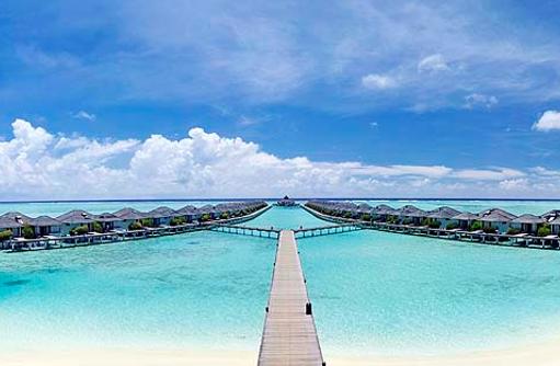 Wasserbungalows, Sun Island Resort & SPA, Maldives