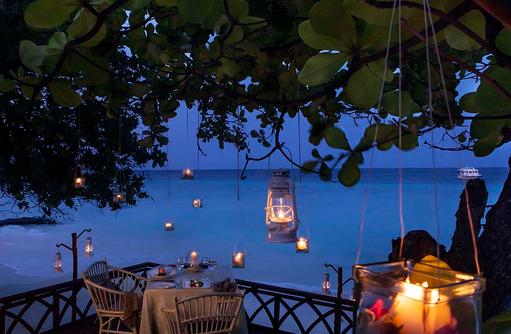 Am Abend, Taj Coral Reef Resort & Spa