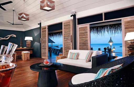 Ankunftspavillion, Taj Coral Reef Resort & Spa