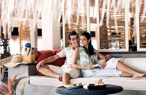 Coffee Shop, Taj Coral Reef Resort & Spa