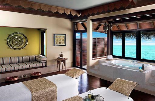 Jiva Grande Spa, Paarbehandlung I Taj Exotica Maldives Resort & SPA