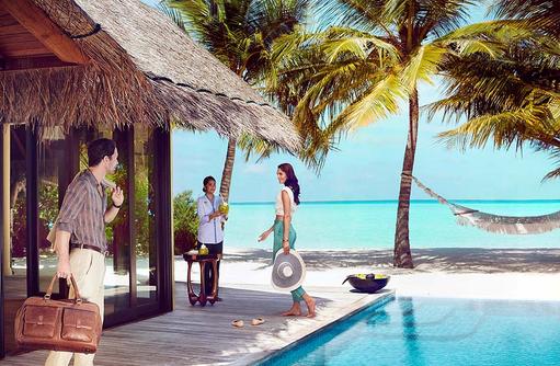 Herzlich Willkommen in Ihrem persönlichen Paradies I Taj Exotica Maldives Resort & SPA
