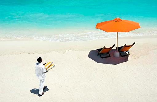 Exzellenter Service wird hier groß geschrieben I Taj Exotica Maldives Resort & SPA