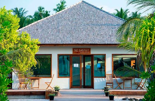 Tauchcenter, Aussenansicht I The Barefoot Eco Hotel
