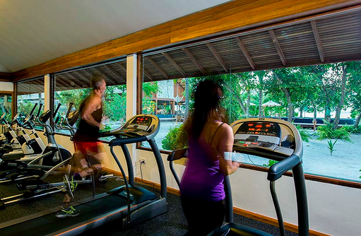Fitnesscenter I The Barefoot Eco Hotel