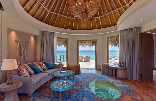 Wohnzimmer, Ocean House, The Nautilus