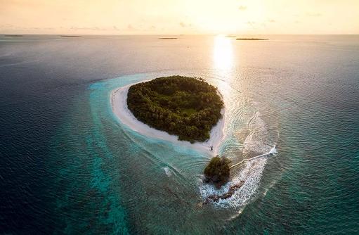 Insel THILAIDHOO, The Nautilus