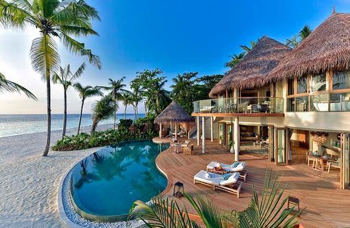 Beach Residence, The Nautilus