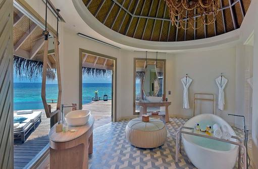 Badezimmer, Ocean House, The Nautilus