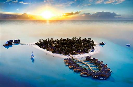 Vogelperspektive Insel, The Nautilus