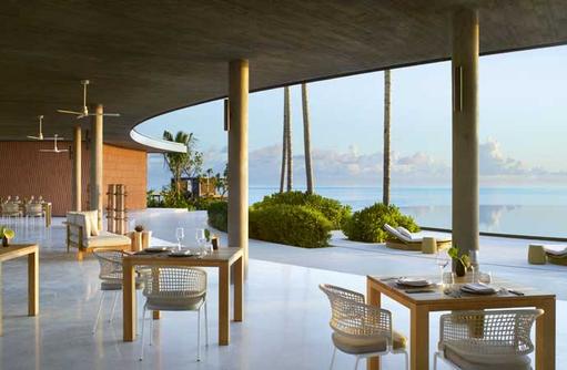 Restaurant, The Ritz Carlton Maldives, Fari Islands