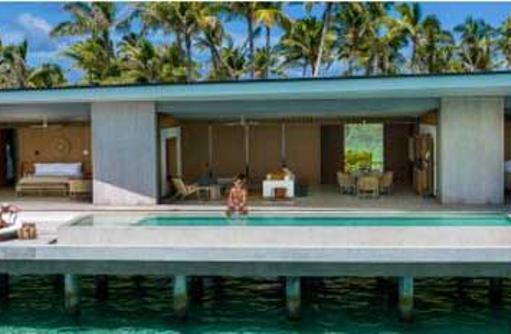Two Bedroom Ocean Pool Villa, The Ritz Carlton Maldives, Fari Islands