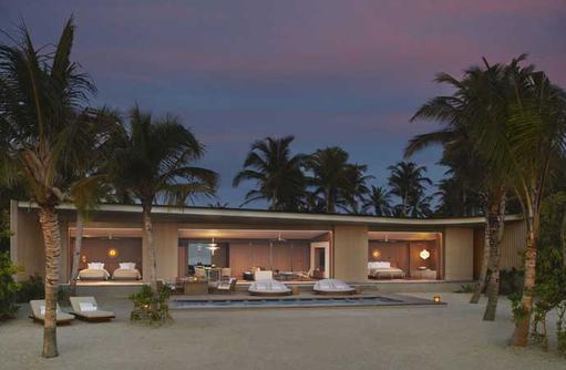 Two Bedroom Beach Pool Villa, The Ritz Carlton Maldives, Fari Islands