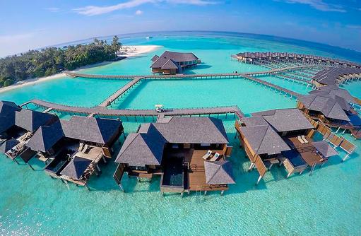 Infinity Wasser Villa,The Sun Siyam Iru Fushi, Maldives