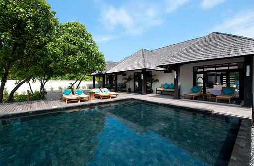 Pool Retreat House, The Sun Siyam Iru Fushi, Maldives