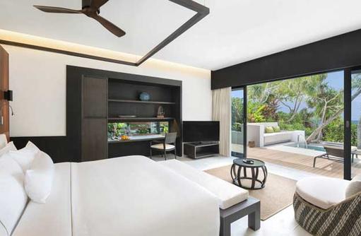 Wohnen Beach Villa, The Westin Maldives Miriandhoo Resort