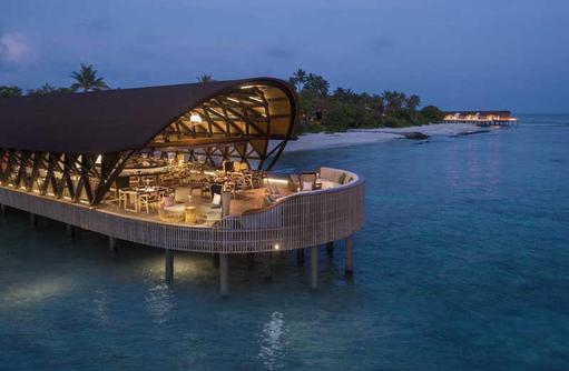 The Pearl, The Westin Maldives Miriandhoo Resort
