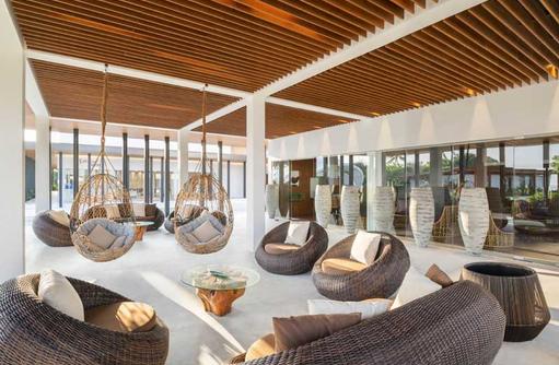 Lounge, The Westin Maldives Miriandhoo Resort