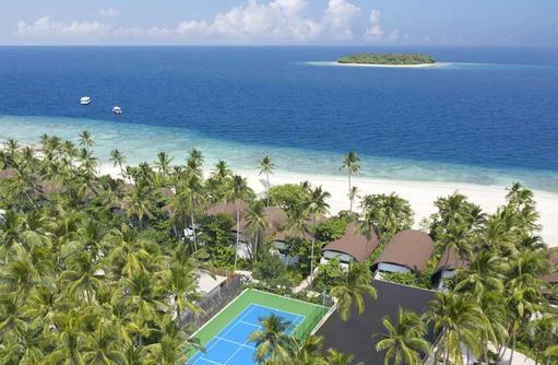 Tennis, The Westin Maldives Miriandhoo Resort