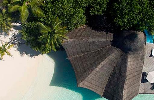 Swimmingpool, Thulhagiri Island Resort, Maldives