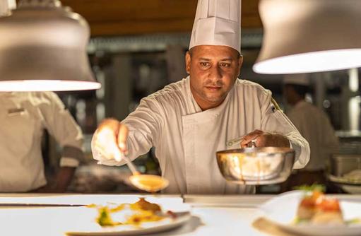 Chef, TUI BLUE Olhuveli Romance