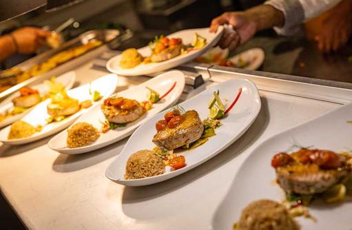 Food, TUI BLUE Olhuveli Romance