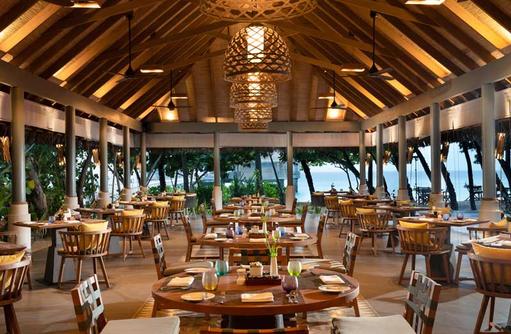 Amaany Restaurant, Vakkaru Maldives