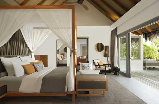 Schlafzimmer, Vakkaru Maldives