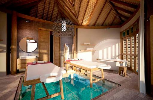 Massage, Body Scrub und Body Wrap, Vakkaru, Maledives