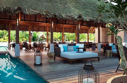 Poolbar Cabana, Vakkaru, Maledives