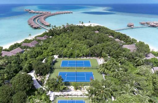 Tennis, Vakkaru Maldives