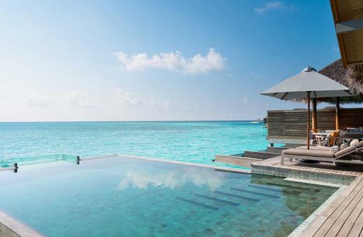 Infinity Pool, Vakkaru Maldives