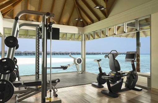Gym, Vakkaru Maldives