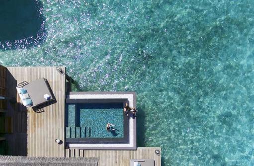Pool Merana Spa, Vakkaru Maldives