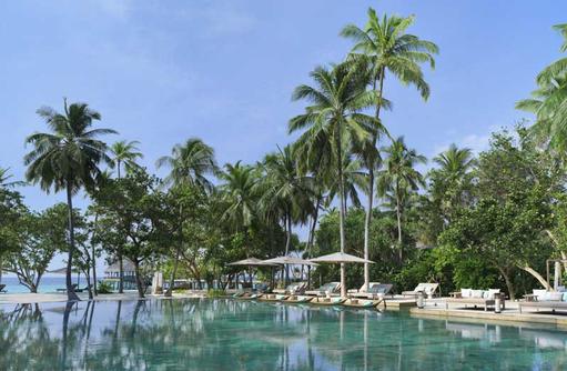 Pool, Vakkaru Maldives
